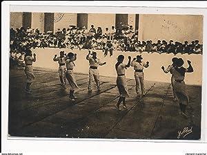 Carte postale ancienne PYRENEES-ATLANTIQUES : danse du