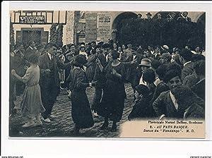 Carte postale ancienne PYRENEES-ATLANTIQUES : au pays