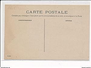 Carte postale ancienne PUBLICITE : saponor, ch desfontaines 70 72 bd de reuilly paris