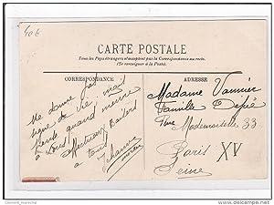 Carte postale ancienne ORLEANS : a la bonne fileuse 8 rue de la republique, maison J. Tondereau, ...