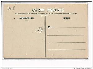 Carte postale ancienne HELLEMES LEZ LILLE : Sortie des ateliers
