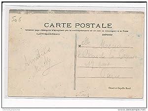 Carte postale ancienne RUEIL : La cabane des Bûcherons au bois de St Cucufa