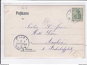 Carte postale ancienne WOLXHEIM : carte photo