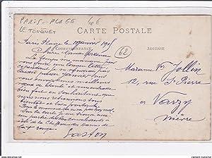 Carte postale ancienne LE TOUQUET PARIS PLAGE : carte photo de l'hopital militaire