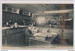 Carte postale ancienne ANGERS : Maison COINTREAU, Les Bureaux
