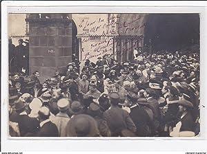 Carte postale ancienne MOULINS : le jour du sacre du mgr caillou