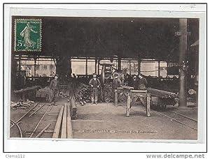 Carte postale ancienne DECAZEVILLE - Dressage des