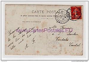 Carte postale ancienne PARIS : carte photo d'un attelage de livraison de la ferme Sainte ...