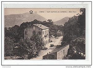 Carte postale ancienne SAN GAVINO DI CARBINI