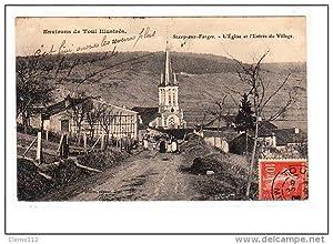 Carte postale ancienne TOUL : sexey-aux-forges, l'eglise
