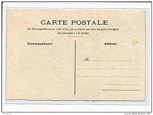 Carte postale ancienne POLITIQUE : ORENS : poteau frontière à la Schlucht (Vosges) (Allemagne)