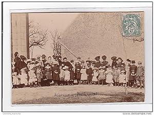 Carte postale ancienne SAINT-JOUDI : vue (carte photo)