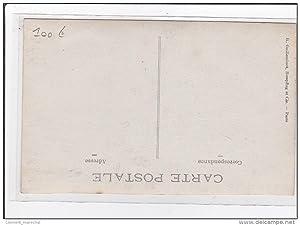 Carte postale ancienne LYON : semaine d'aviation de lyon, latham et paulhan