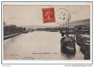 Carte postale ancienne SEXEY AUX FORGES :