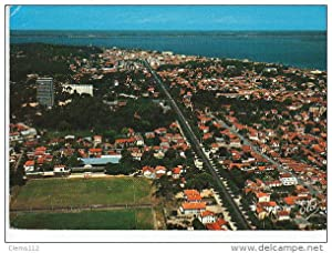 Carte postale ancienne STADE (STADIUM) - ARCACHON