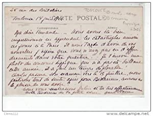 Carte postale ancienne TOULOUSE - CARTE PHOTO - Concours hippique 1914