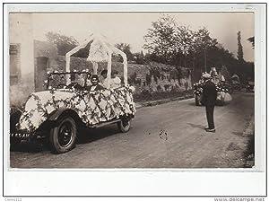 Carte postale ancienne SAINT GERAND LE PUY : carte photo de la fête du Printemps et de la Kermesse ...