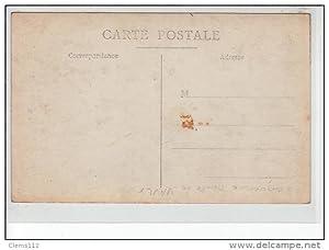 """Carte postale ancienne carte photo du """"Comedia-Ciné"""" à localiser (affiches de films)"""