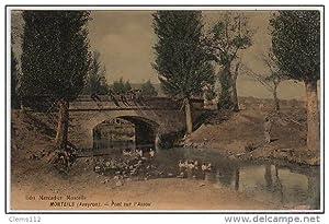 Carte postale ancienne MONTEILS