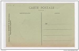 Carte postale ancienne TYPES CORSES (fusils) (Moretti sans numéro)