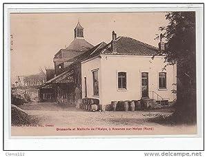Carte postale ancienne Brasserie et Malterie de