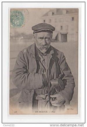 Carte postale ancienne EN BEAUCE : Pata