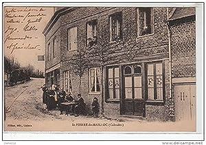 Carte postale ancienne SAINT PIERRE DE MAILLOC