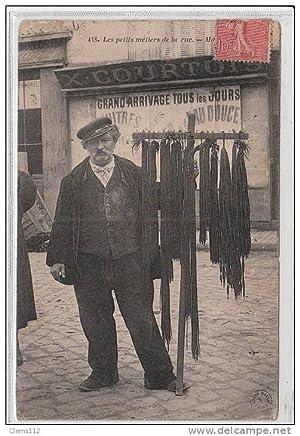 Carte postale ancienne Les petits métiers de la rue
