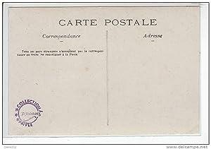 Carte postale ancienne SEYNE LES ALPES : carte photo vers 1910 (chasseur)