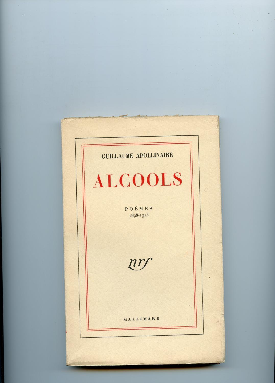 Alcools Poèmes 1898 1913