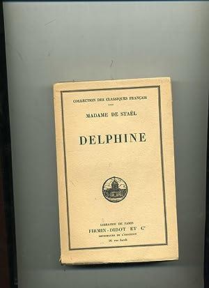 DELPHINE: STAËL ( Madame