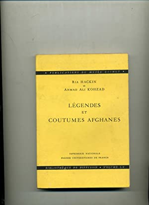 LEGENDES ET COUTUMES AFGHANES: HACKIN ( Ria