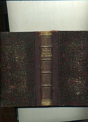 MEMOIRES DU CHEVALIER DE GRAMMONT , précédés d'une notice sur la vie et les ouvrages d'...