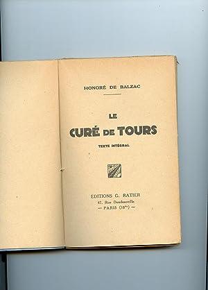 LE CURÉ DE TOURS. Texte intégral.: BALZAC (Honoré de)