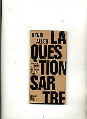 LA QUESTION ( par Henri Alleg ): ALLEG ( Henri