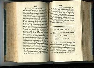 RECUEIL DES BULLETINS PUBLIES par la Société des Sciences, Lettres et Arts de Montpellier. Tome ...