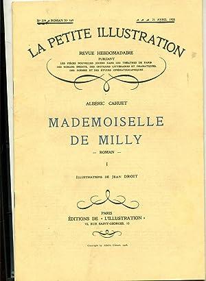 MADEMOISELLE DE MILLY. Illustrations de Jean Droit: CAHUET (Albéric)