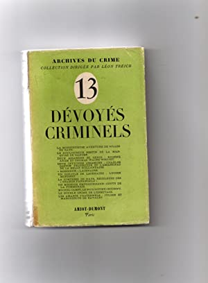 13 DEVOYES CRIMINELS
