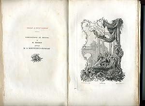LA RÉGENCE . PORTEFEUILLE D'UN ROUE . Avec préface de Georges d'Heylli: PARNES ( Roger de )
