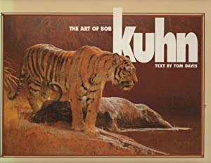 The Art of Bob Kuhn [Masters of: KUHN, Bob (text