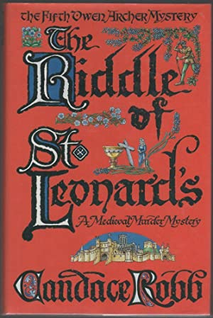 The Riddle of St. Leonard's: An Owen Archer Mystery