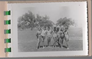 [PHOTOGRAPHY] [AFRICAN-AMERICANA] Photograph album of an African-American family and some other s...