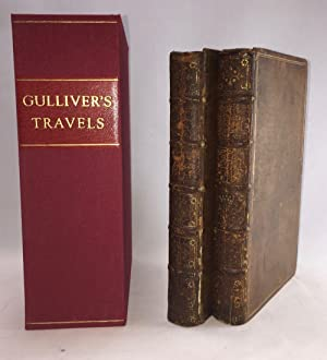 Travels into Several Remote Nations of the World. In Four Parts. [Gulliver's Travels]