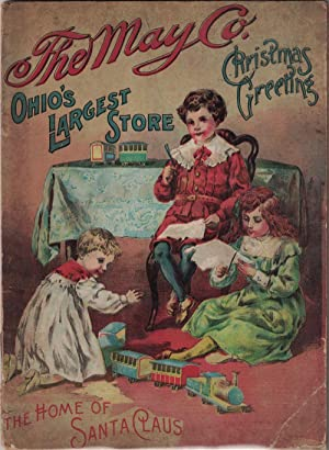 [CLEVELAND] [RETAIL] The May Company's Christmas Greeting