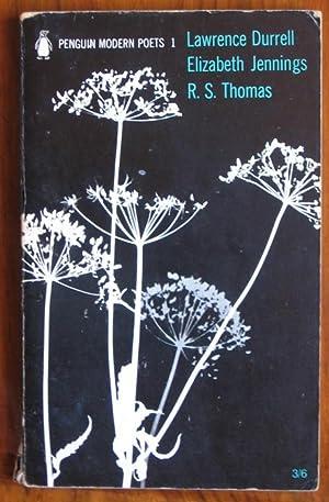 Penguin Modern Poets 1: Durrell, Lawrence, Elizabeth