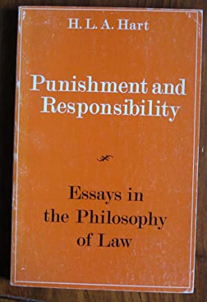 hart essays jurisprudence philosophy Essays in jurisprudence and philosophy by h l a hart starting at $1047 essays in jurisprudence and philosophy has 2 available editions to buy at half price books marketplace.