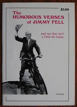 The Humorous verse of Jimmy Fell and: Fell, Jimmy