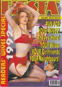 FIESTA Magazine; Readers' Wives Special 1992