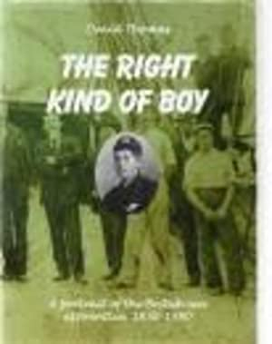 RIGHT KIND OF BOY, The : A: Thomas, David Howell
