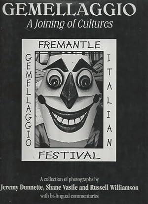 Fremantle-Italian Gemellaggio Festival: Dunnette, Jeremy; Shane